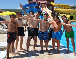 Termal Aquapark'a ilgi