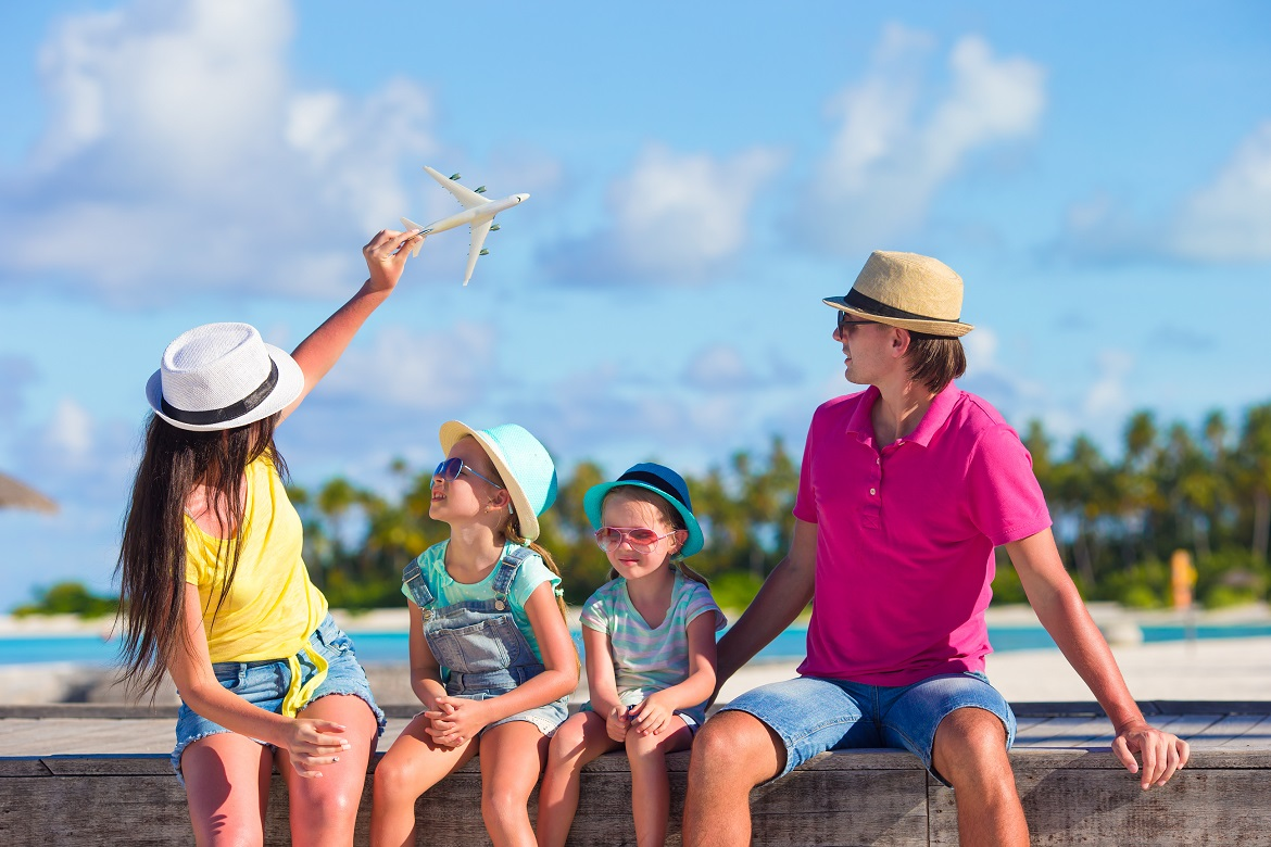 Travel with your family in these places